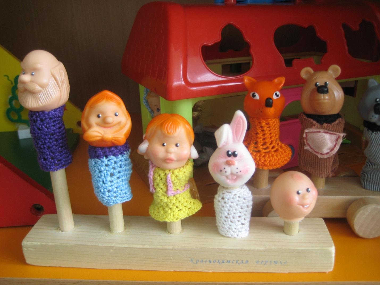 Подставка для кукольного театра би-ба-бо своими руками 38
